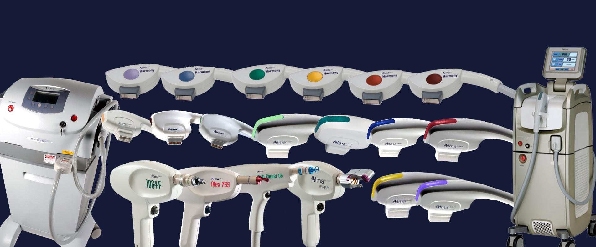 harmony handpiece repair