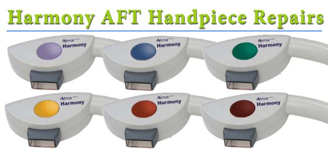 harmony ipl handpiece repairs