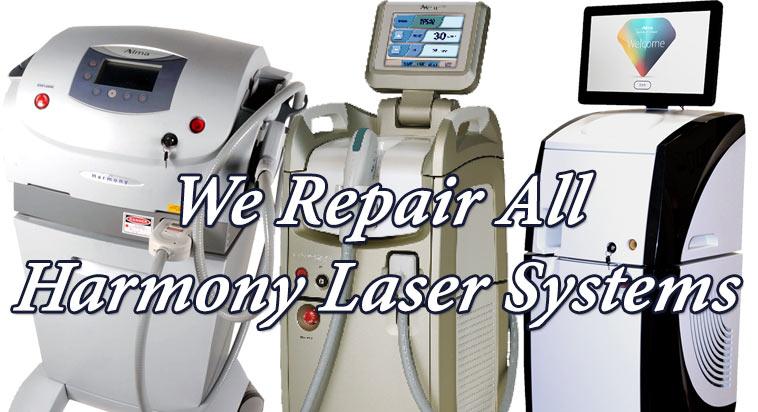 alma laser repair